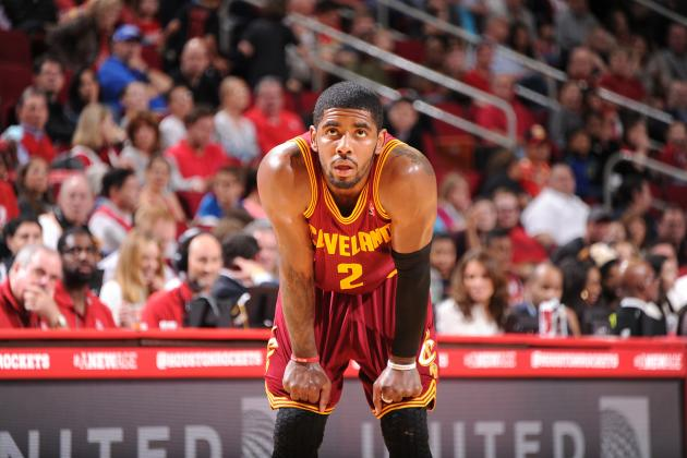 The Case for the Cleveland Cavaliers to Trade Kyrie Irving