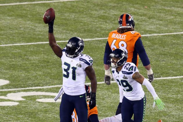 How Super Bowl XLVIII, 2013 Season Tabbed Kam Chancellor as the Prototype Safety