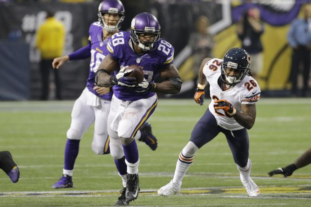2014 Early Fantasy Football Running Back Rankings