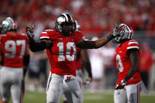 Ryan Shazier NFL Draft 2014: Highlights, Scouting Report and More