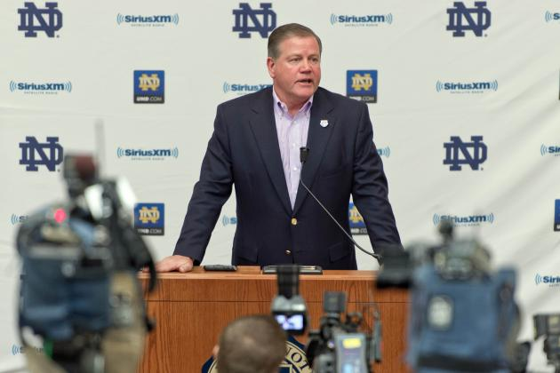 Notre Dame National Signing Day: 4 Takeaways from Irish's Class