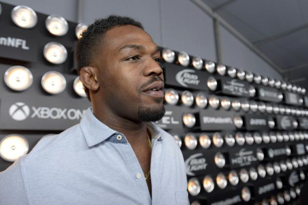 Jon Jones: Anderson Silva Should Retire, Try Motivational Speaking