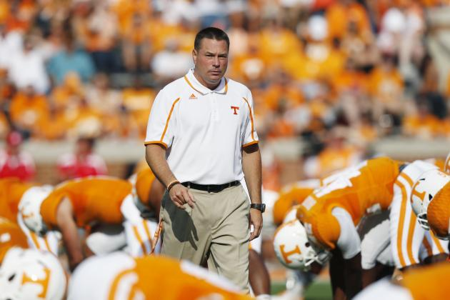 Tennessee Football: Why Butch Jones Is the National Recruiter of the Year