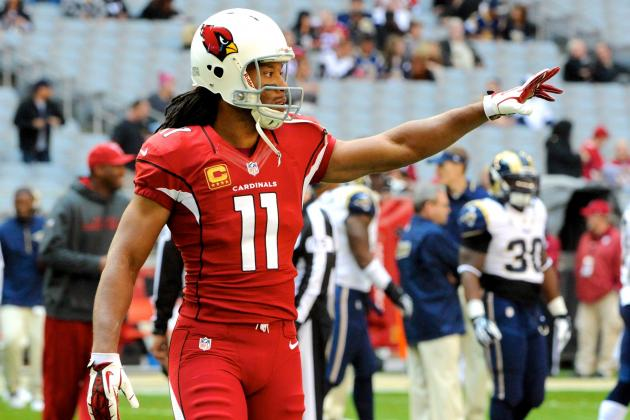 Larry Fitzgerald Restructures Contract with Arizona Cardinals