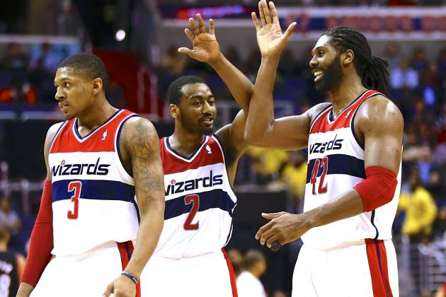 Above .500 for 1st Time in 4 Years, Have Wizards Really Turned a Corner?