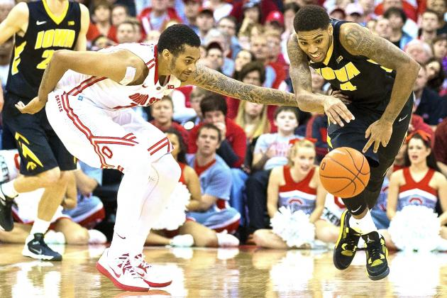 Ohio State vs. Iowa: Live Score, Highlights and Reaction