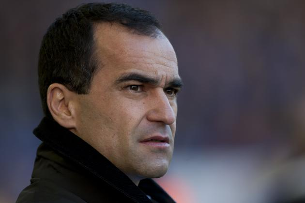 Everton's Improvement Under Roberto Martinez Offers Great Hope