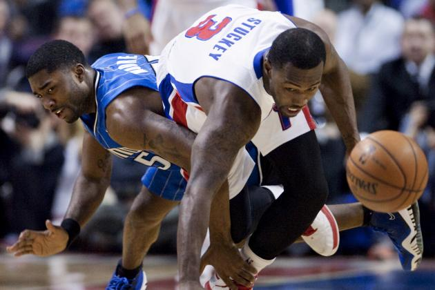 Rodney Stuckey Says Pistons Are 'Not on the Same Page'
