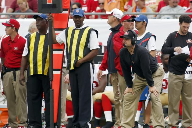 NFL: 49ers Issued Warning but No Fine