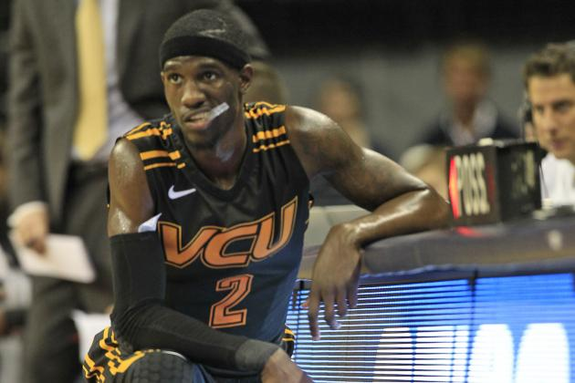 VCU's Briante Weber Sets School Record with 260 Career Steals