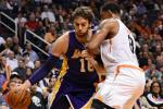 Report: Suns 'Stop' Talks with Lakers for Gasol