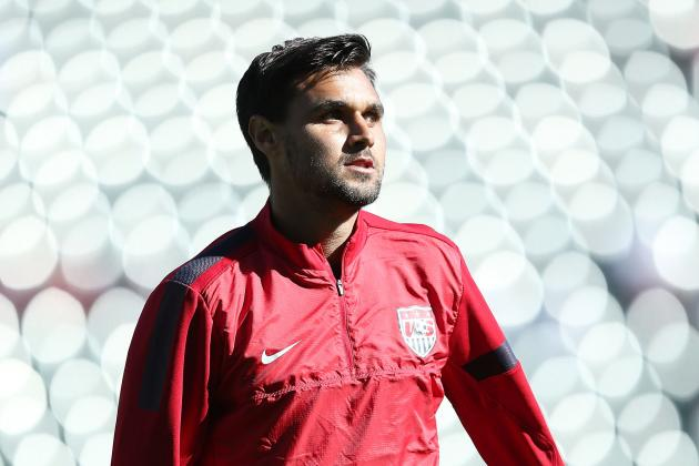 Chris Wondolowski Keeps Pushing for World Cup Spot