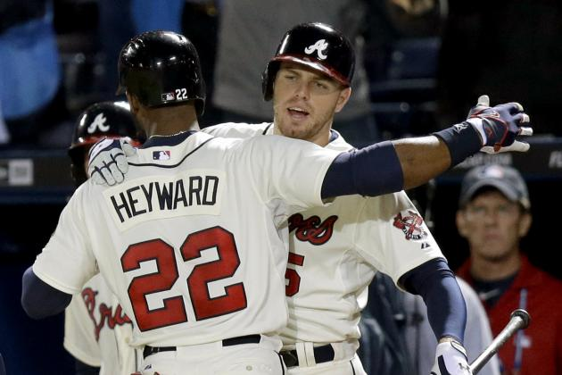 Atlanta Braves Lock Up Freeman and Heyward: Could Andrelton Simmons Be Next?