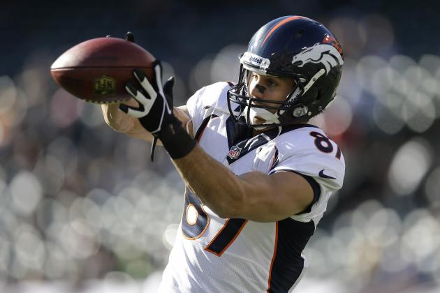 How Much Is Broncos' WR Eric Decker Really Worth in 2014 Free Agency?