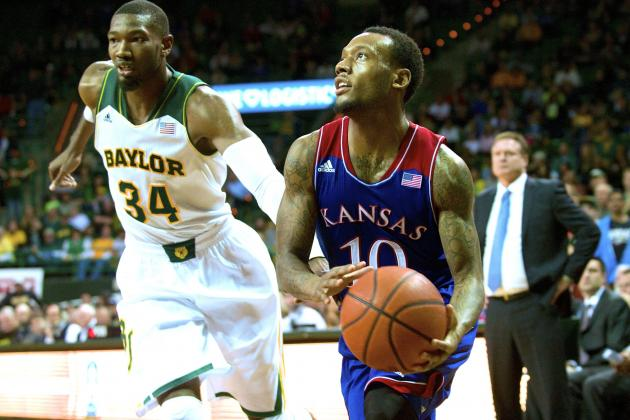 Kansas vs. Baylor: Score, Grades and Analysis