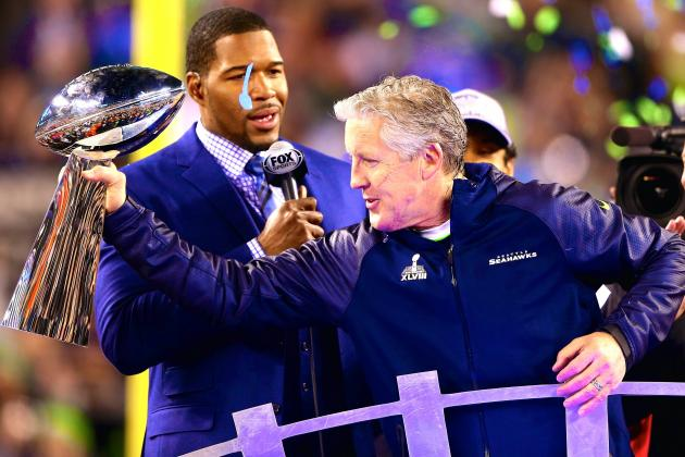 Seattle Seahawks Parade 2014: Best Options for Participating in the Madness