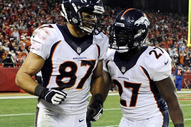Knowshon Moreno, Eric Decker Hope to Remain Broncos
