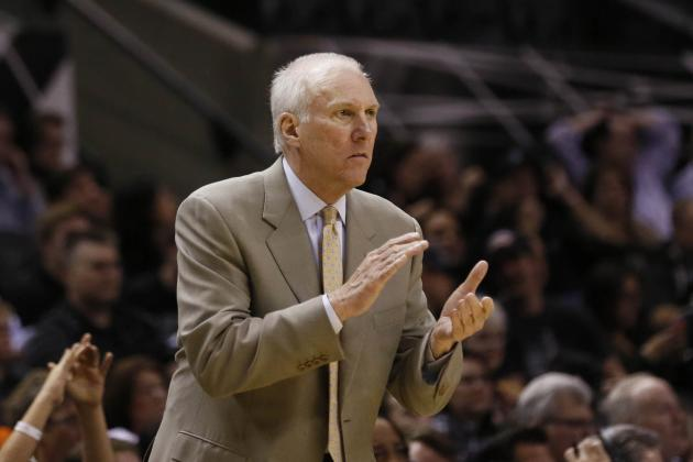 Pinpointing the True Genius of the San Antonio Spurs' System