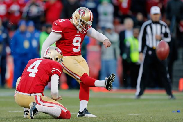 Why San Francisco 49ers Must Re-Sign Phil Dawson in 2014