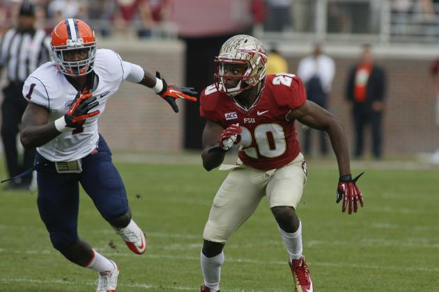 Lamarcus Joyner NFL Draft 2014: Highlights, Scouting Report for St. Louis Rams S