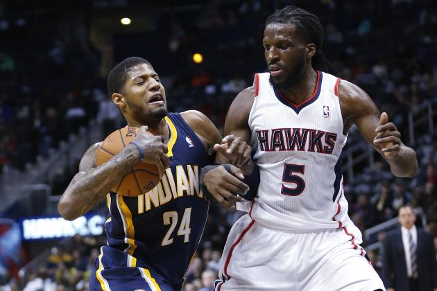 Best Tweets from Atlanta Hawks' Battle with Indiana Pacers