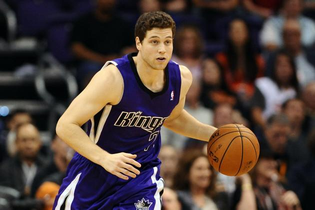 How the Sacramento Kings' Jimmer Fredette Can Get His Career on Track