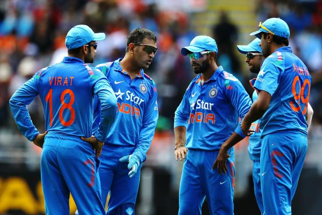 India Face Uphill Task in Defending World Cup Crown in 2015