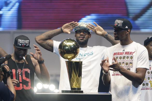 The NBA Is Not Actually a Rings-or-Bust League