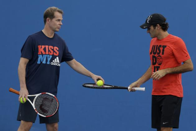 Why Roger Federer's Faith in New Coach Stefan Edberg Will Pay Off
