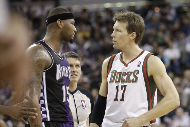 Mike Dunleavy Lashes Back After Being Called 'Clown' by DeMarcus Cousins