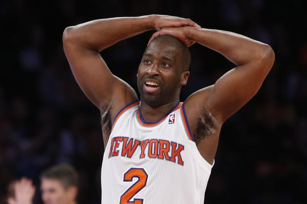 Is Raymond Felton the Worst PG in the NBA?