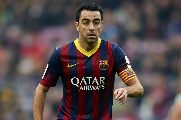 Barcelona Transfer News: Xavi Not Planning to Play in Premier League