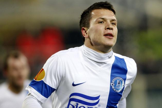 Liverpool Transfer News: Reds Will Attempt to Add Yevhen Konoplyanka This Summer