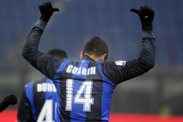 Inter Milan Should Have Sold Fredy Guarin in January