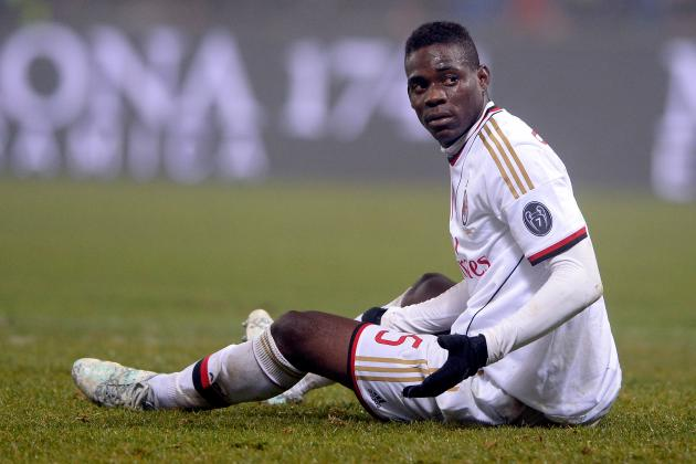 Chelsea Transfer Rumours: Mario Balotelli Move Would Ruin Blues' New Model