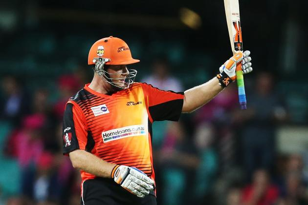 Sydney Sixers vs. Perth Scorchers, BBL Semi: Highlights, Scorecard, Report