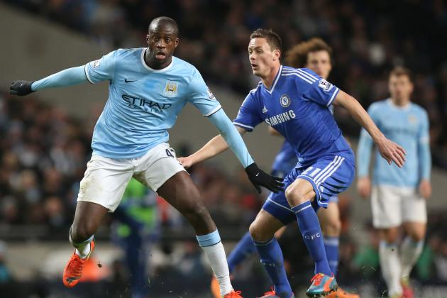 Chelsea, Arsenal and Manchester City Top Statistical Performers