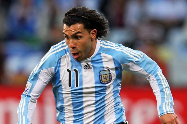 Carlos Tevez Should Be at His Peak, but Is Destined for World Cup Despair