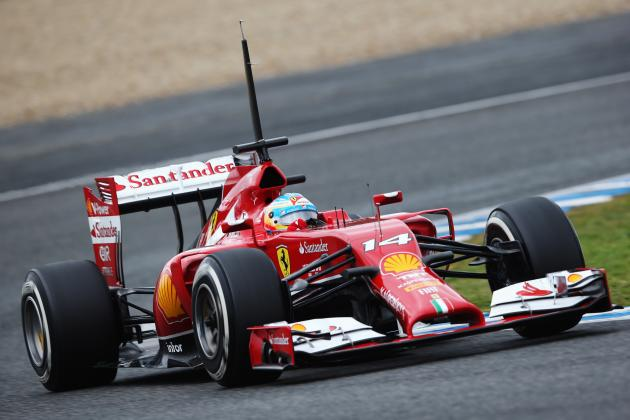Breaking Down Ferrari's Performance at 2014 Jerez Preseason Test