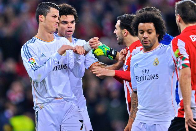 Cristiano Ronaldo Banned 3 La Liga Matches Following Red Card Assessment