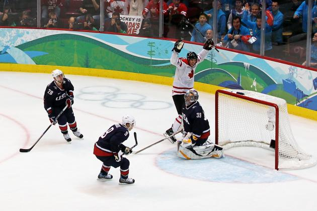Olympic Hockey Schedule 2014: Complete Listing for Men's Tournament