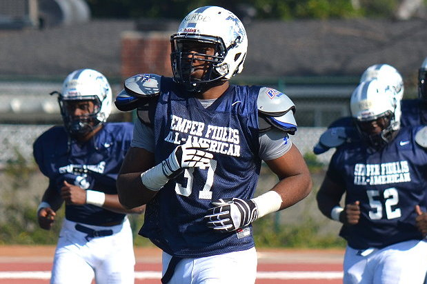 MSU Commit Darius Slade Will Reportedly Not Sign Yet, Expected to Visit OSU