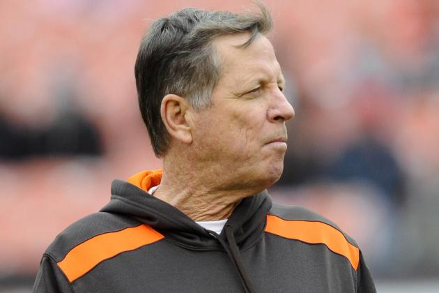 No dissing previous Browns coordinators