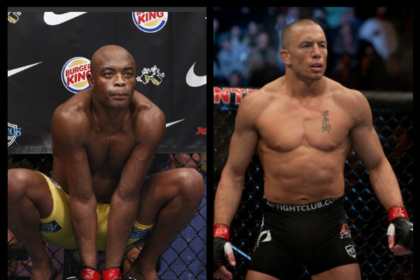 Report: Anderson Silva vs. GSP Would Have Happened, If Silva Beat Chris Weidman