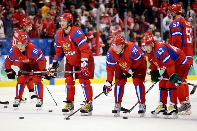 Russia Olympic Hockey Team 2014: Analyzing Biggest Keys to Winning Gold in Sochi