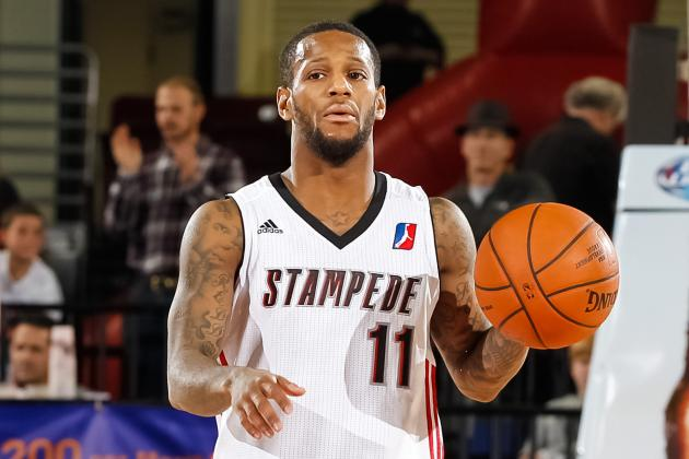 Pierre Jackson Sets NBA D-League Record with 58 Points Scored