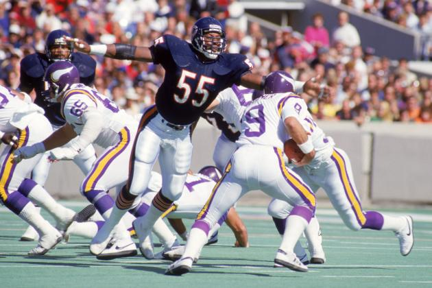Debate Over: Otis Wilson Ends '85 Bears-Seahawks Comparisons