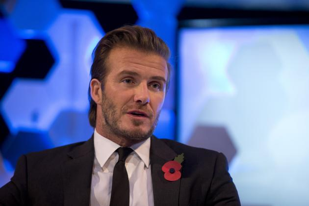 David Beckham Announces Miami MLS Franchise