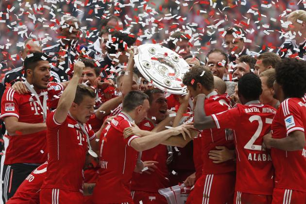Bundesliga Financial Results Show Continued Improvement Against Rivals