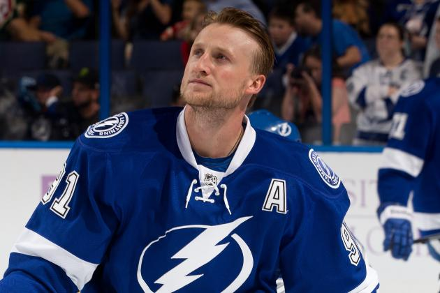 Stamkos to Make Olympic Decision After Saturday's Game